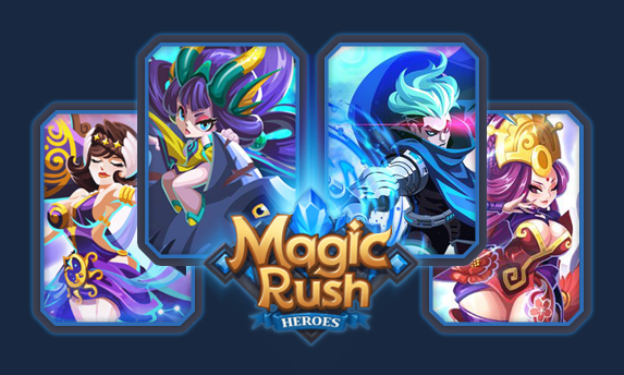 [INFO] HACK2GET.COM MAGIC MAGIC RUSH HEROES | UNLIMITED Gold and Diamonds