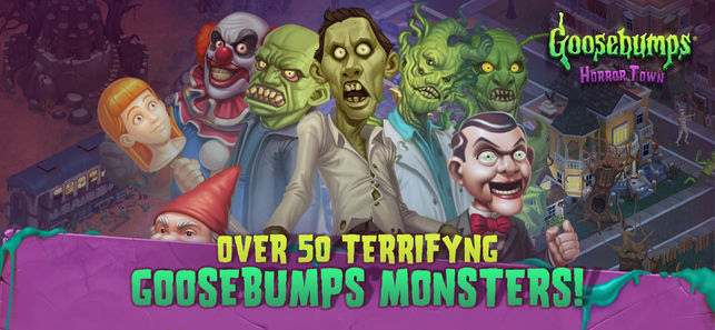 [INFO] HACKCHEAT.CLUB GOOSEBUMPS HORROR TOWN   UNLIMITED Coins and Extra Coins