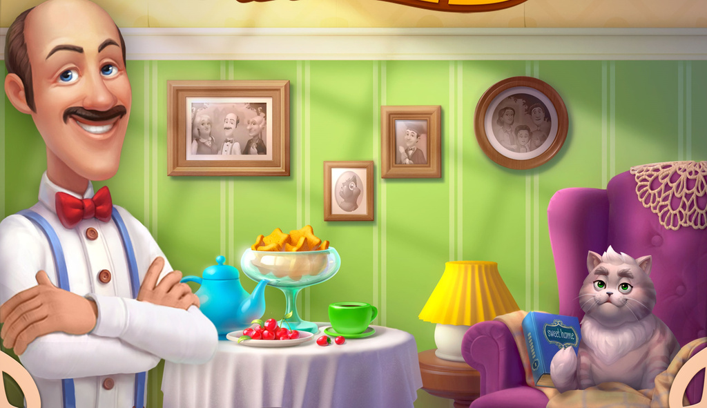[INFO] HOME.APPSHACKING.COM HOMESCAPES | UNLIMITED Coins and Stars