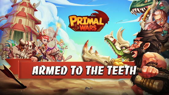 [INFO] ANDROID-1.COM PRIMAL WARS DINO AGE | UNLIMITED Gems and Extra Gems