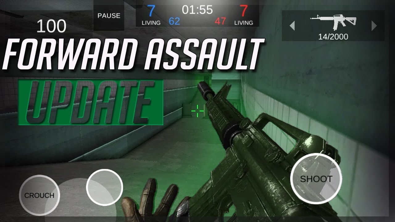 [INFO] HACKPALS.COM FORWARD ASSAULT | UNLIMITED Gold and Credits