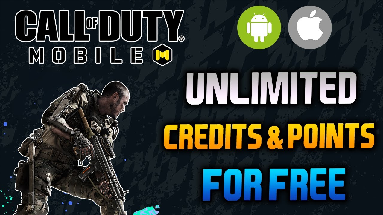 [INFO] CODMOBILEHACK.NET CALL OF DUTY MOBILE | UNLIMITED Points and Credits