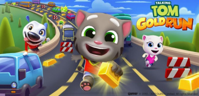 [INFO] PVCGAME.COM TALKING TOM GOLD RUN | UNLIMITED Gold and Dynamite