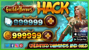 [INFO] THEBIGCHEATS.COM GUILD OF HEROES | UNLIMITED Gold and Diamonds