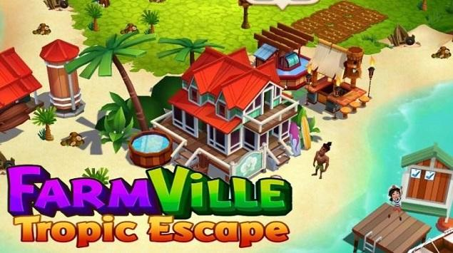 [INFO] TOOLSGAMES.COM FARMVILLE TROPIC ESCAPE | UNLIMITED Coins and Gems