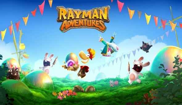[INFO] TR.IM RAYMAN RAYMAN ADVENTURES | UNLIMITED Golden Eggs and Gems