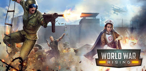[INFO] WWR.APKCARE.COM WORLD WAR RISING | UNLIMITED Gold and Extra Gold
