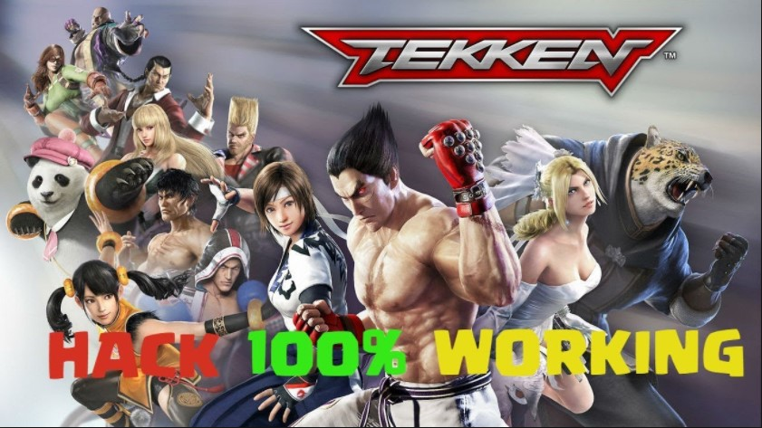 [INFO] HACKPDA.COM TEKKEN MOBILE | UNLIMITED Gems and Coins