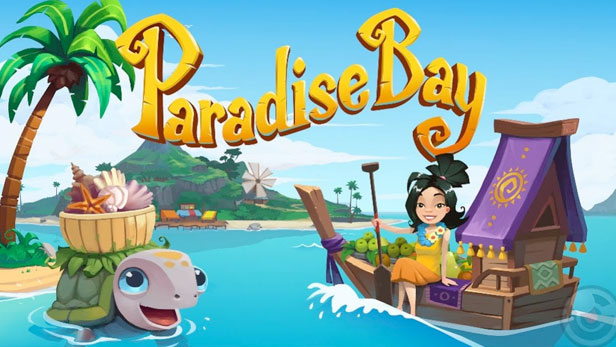 NEW METHOD – AWIOB.COM PARADISE BAY – UNLIMITED Gold and Gems