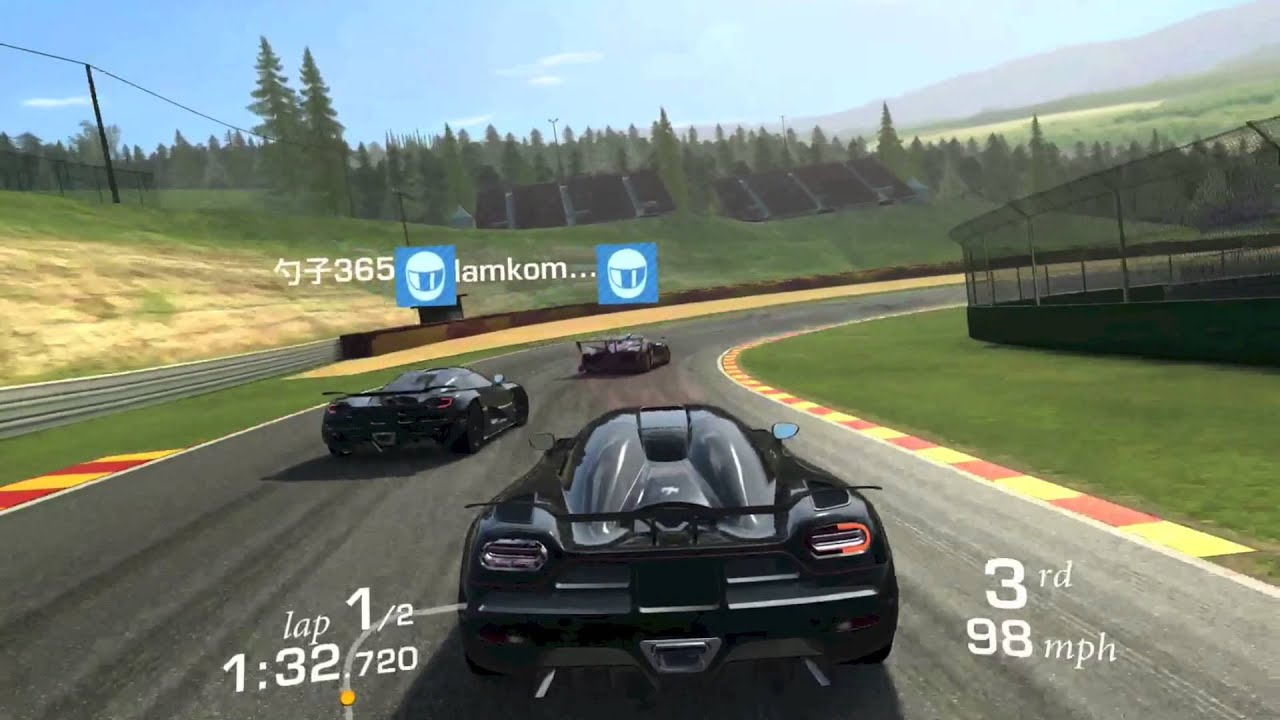 NEW METHOD – ANDROID-1.COM REAL RACING 3 – UNLIMITED R$ Cash and Gold