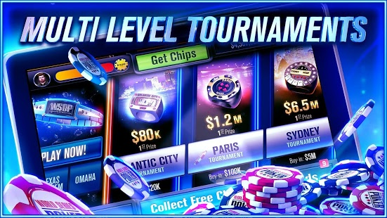 NEW METHOD – ANDROID-1.COM WORLD SERIES OF POKER – UNLIMITED Chips and Extra Chips