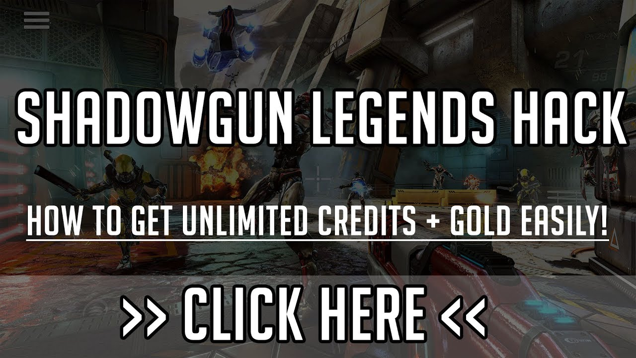 NEW METHOD – DOWNLOADHACKEDGAMES.COM SHADOWGUN LEGENDS – UNLIMITED Gold and Cash