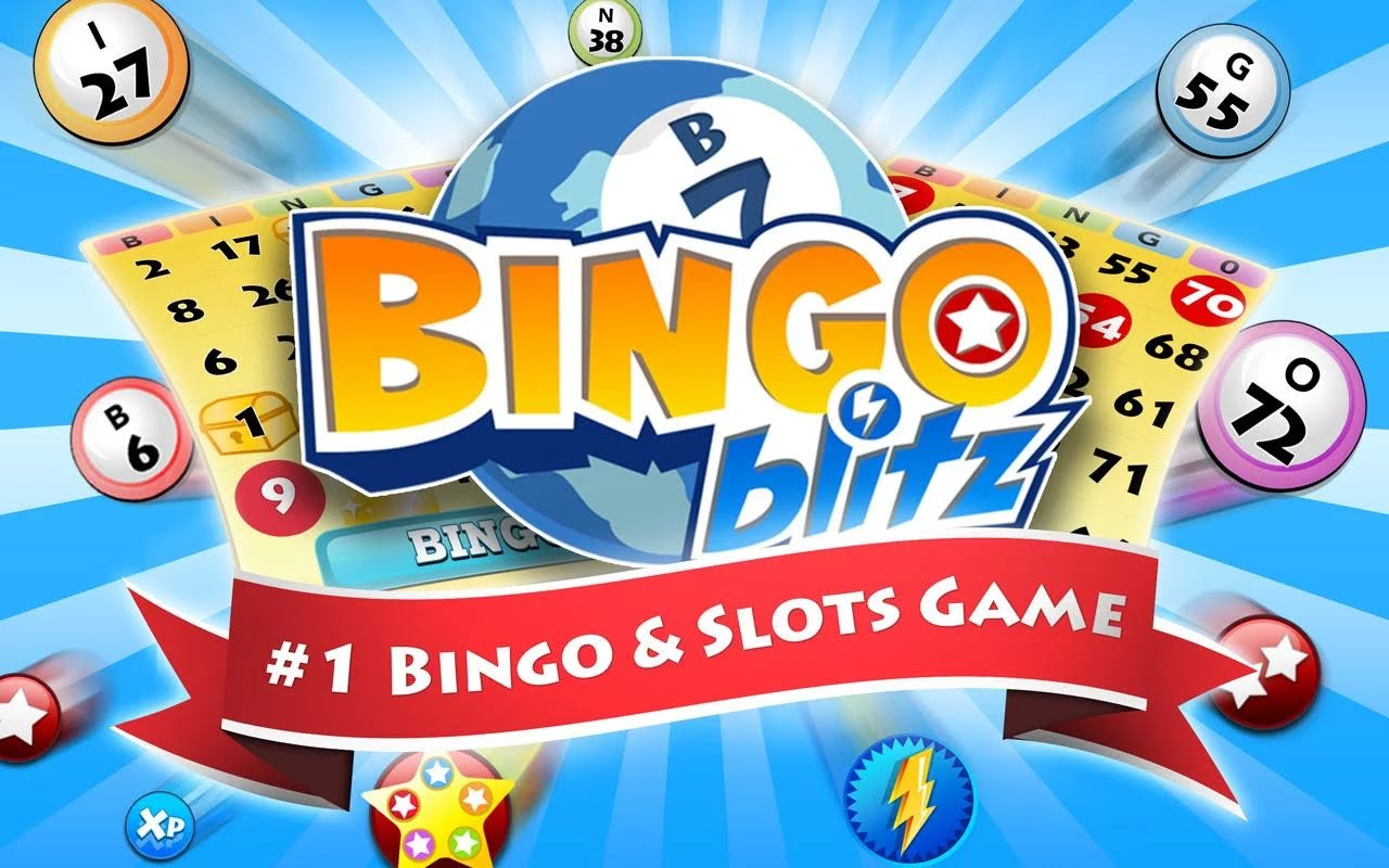 NEW METHOD – GAMEBAG.ORG BINGO BLITZ – UNLIMITED Credits and Coins