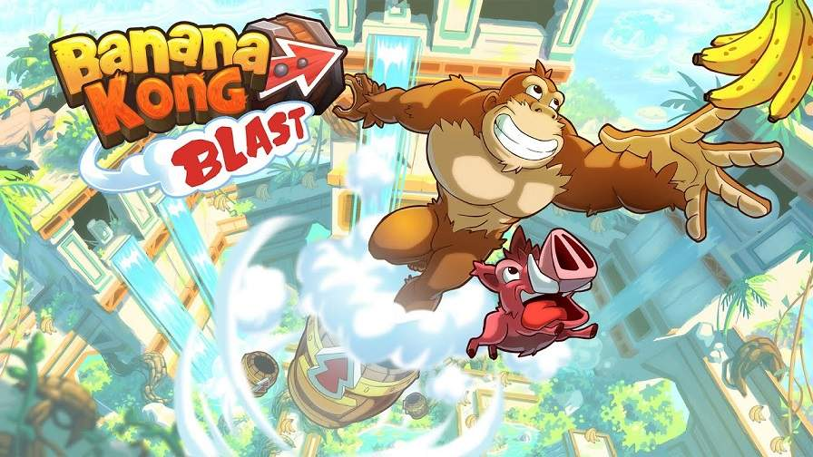 NEW METHOD – GAMELAND.TOP BANANA KONG BLAST – UNLIMITED Bananas and Hearts