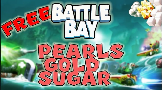 NEW METHOD – GAMEGLITCHER.COM BATTLE BAY – UNLIMITED Pearls and Golds