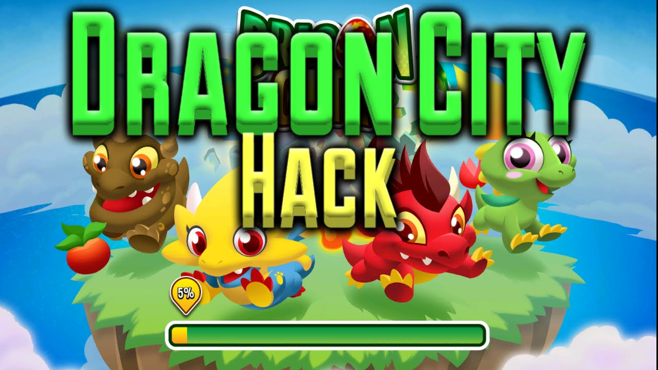 NEW METHOD – GAMES201.COM DRAGON CITY – UNLIMITED Gems and Golds