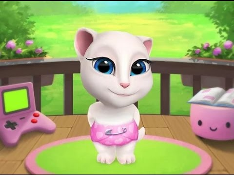 NEW METHOD – GAMETOOL.ORG MY TALKING ANGELA – UNLIMITED Coins and Diamonds