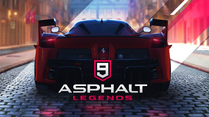 NEW METHOD – GAMEZHOOD.COM ASPHALT 9 – UNLIMITED Credits and Tokens