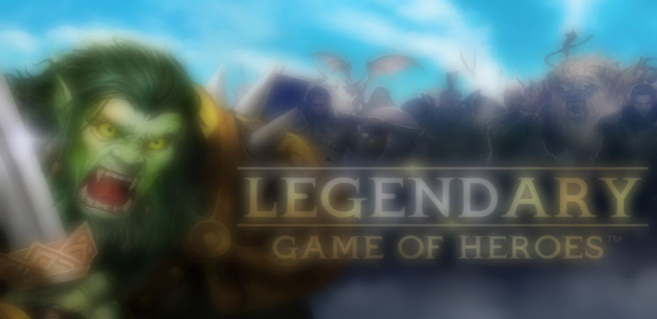 NEW METHOD – HACKPDA.COM LEGENDARY GAME OF HEROES – UNLIMITED Gold and Gems
