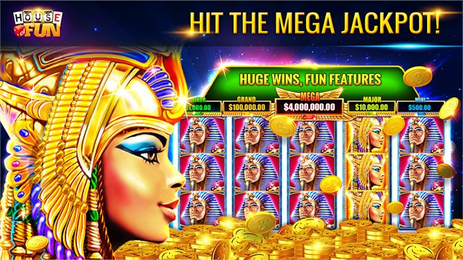 NEW METHOD – HOUSEOFFUN.PROGENZ.COM HOUSE OF FUN SLOTS – UNLIMITED Coins and Extra Coins