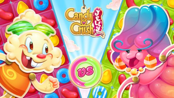 NEW METHOD – HOWTOHACKGAMEONLINE.COM CANDY CRUSH JELLY SAGA – UNLIMITED Gold and Extra Gold