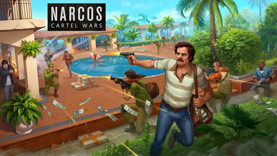 NEW METHOD – GAMEBOOST.ORG NARCOS NARCOS CARTEL WARS – UNLIMITED Cash and Gold