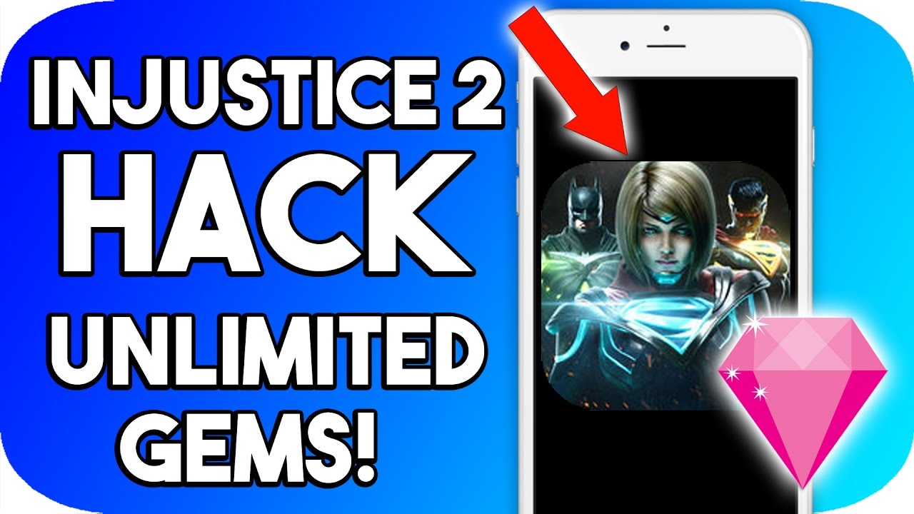 NEW METHOD – INJUSTICE2HACK.ONLINE INJUSTICE 2 – UNLIMITED Credits and Gems