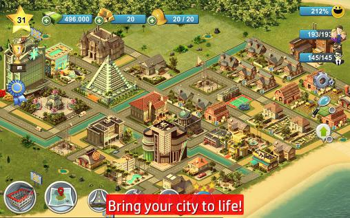 NEW METHOD – MOBILEFREEHACKS.COM CITY ISLAND 4 – UNLIMITED Cash and Gold