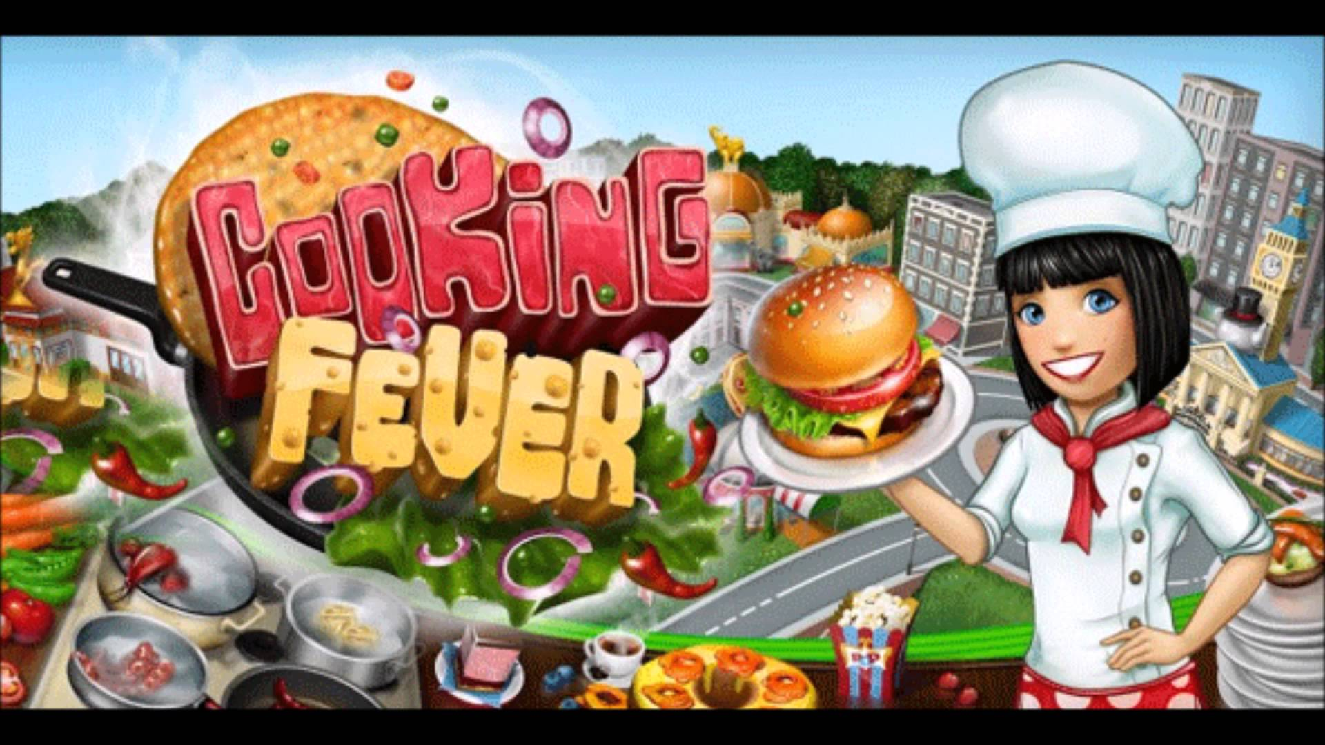 NEW METHOD – PRIHACK.COM COOKING FEVER – UNLIMITED Coins and Gems