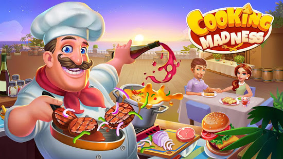 NEW METHOD – RESOURCESLIVE.COM COOKINGMADNESS COOKING MADNESS – UNLIMITED Coins and Gems