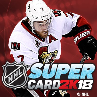 NEW METHOD – DOWNLOADHACKEDGAMES.COM NHL SUPERCARD 2K18 – UNLIMITED Credits and Extra Credits