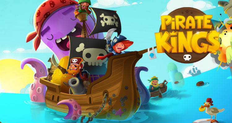 NEW METHOD – WWW.ANDROIDP1.COM PIRATE KINGS – UNLIMITED Cash and Spins