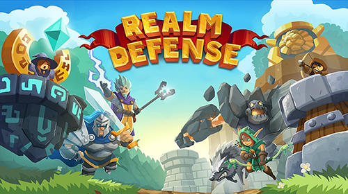 NEW METHOD – WWW.GRABYOURCODE.COM REALM DEFENSE – UNLIMITED Gems and Elixir