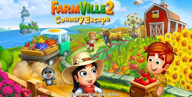 NEW METHOD – GAMINGORAMA.COM FARMVILLE 2 COUNTRY ESCAPE – UNLIMITED Coins and Keys