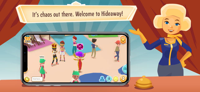 TOOLSGAMES.COM HOTEL HIDEAWAY – GET UNLIMITED RESOURCES Coins and Diamonds FOR ANDROID IOS PC PLAYSTATION   100% WORKING METHOD   NO VIRUS – NO MALWARE – NO TROJAN
