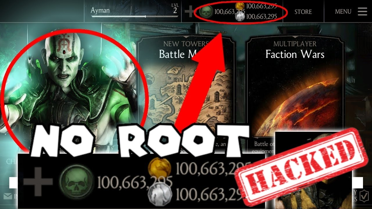 WWW.CHEATSEEKER.CLUB MORTAL KOMBAT X – GET UNLIMITED RESOURCES Coins and Souls FOR ANDROID IOS PC PLAYSTATION | 100% WORKING METHOD | NO VIRUS – NO MALWARE – NO TROJAN