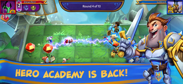 WWW.GRABYOURCODE.COM HERO ACADEMY 2 – GET UNLIMITED RESOURCES Gold and Gems FOR ANDROID IOS PC PLAYSTATION | 100% WORKING METHOD | NO VIRUS – NO MALWARE – NO TROJAN
