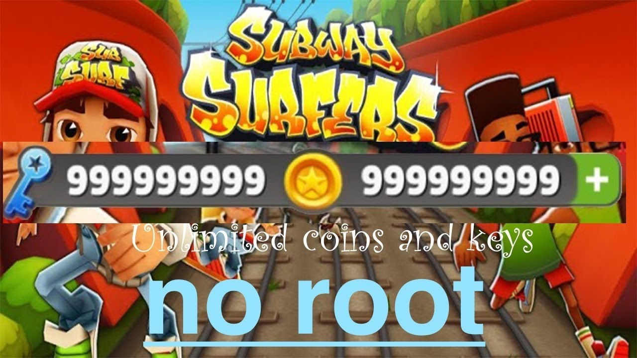 【ANDROID-1.COM SUBWAY SURFERS】 Keys and Coins FOR ANDROID IOS PC PLAYSTATION   100% WORKING METHOD   GET UNLIMITED RESOURCES NOW