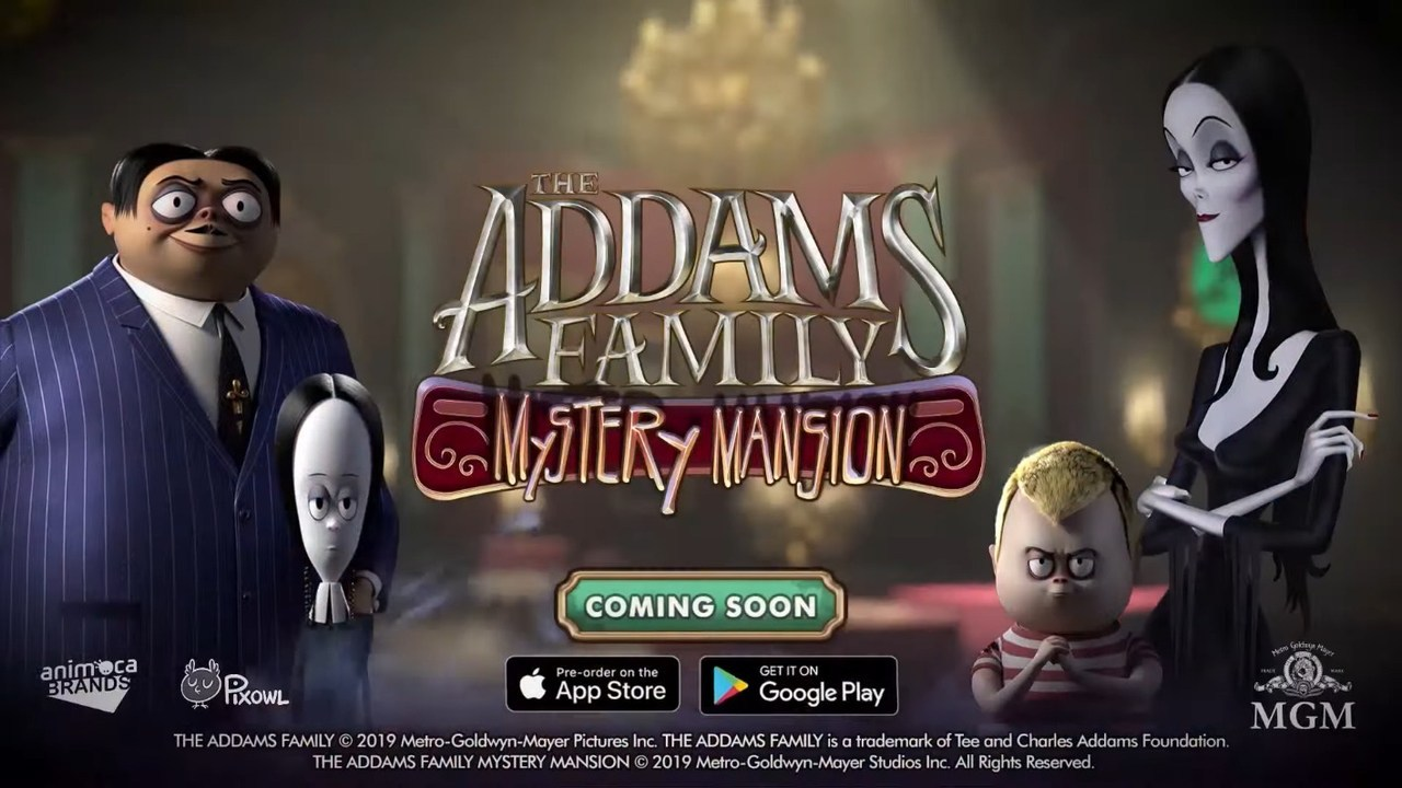 【FKFGAME.COM ADDAMS FAMILY MYSTERY MANSION】 Ruby and Coin FOR ANDROID IOS PC PLAYSTATION | 100% WORKING METHOD | GET UNLIMITED RESOURCES NOW