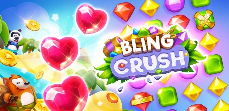 【TRYCHEAT.COM BLING CRUSH】 Coins and Extra Coins FOR ANDROID IOS PC PLAYSTATION | 100% WORKING METHOD | GET UNLIMITED RESOURCES NOW