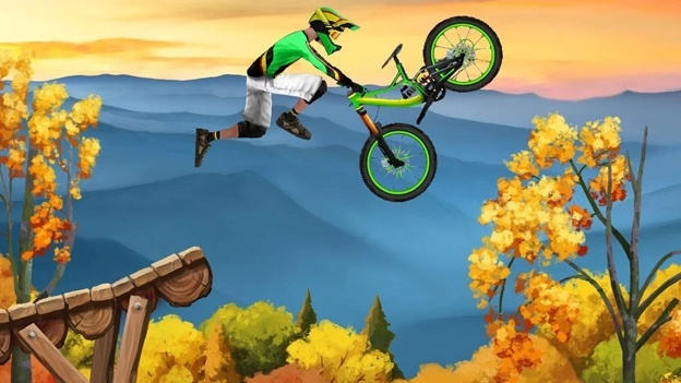 ANDROID-1.COM BIKE MAYHEM MOUNTAIN RACING