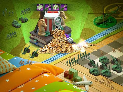 HACKTHERANKS.COM ARMY MEN STRIKE – Gold and Extra Gold
