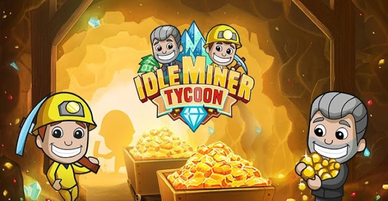 GAMESHACKINGTOOLS.COM IDLE MINER TYCOON – Cash and Super Cash