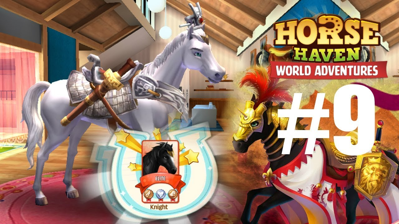 CLOUDGAMES.TOP HORSE HAVEN – Diamonds and Coins