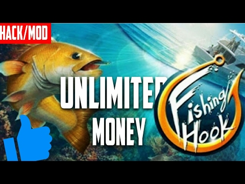 FISHING.HACKFINE.COM FISHING HOOK – Coins and Extra Coins