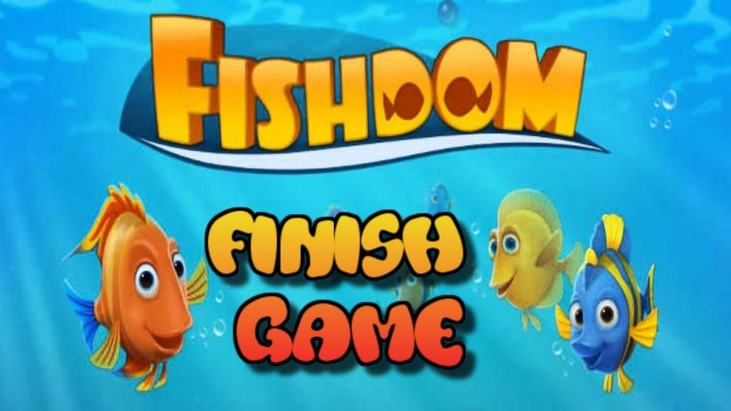 FROM NEGNIT.COM FISHDOM FISHDOM | GET Diamonds and Coins FOR UNLIMITED RESOURCES