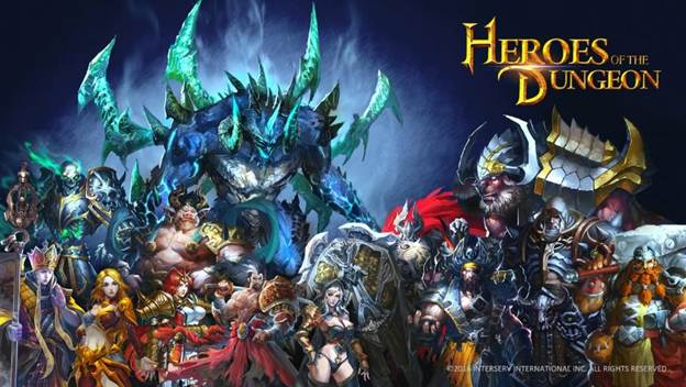 Fresh Update GAMELAND.TOP DUNGEON AND HEROES