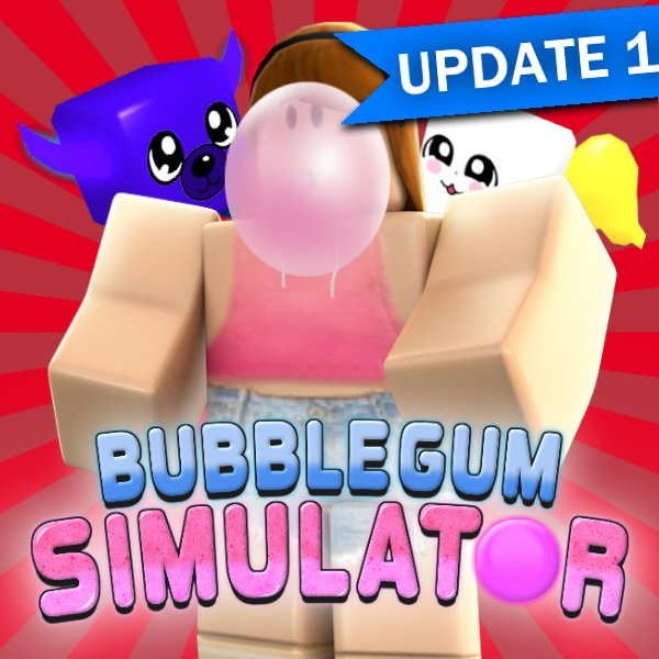 THEBIGCHEATS.COM BUBBLE GUM SIMULATOR – Coins and Gems