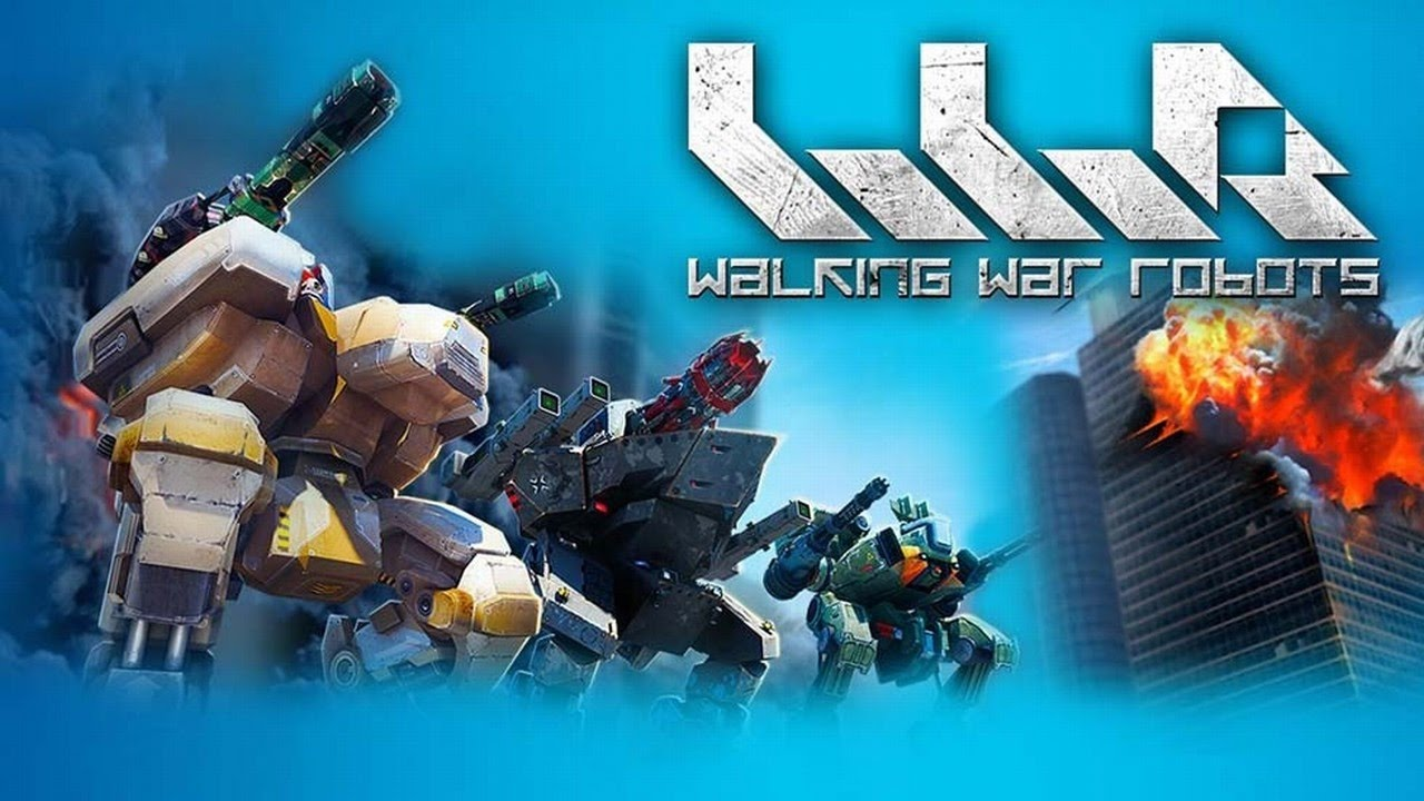 TINYURL.COM JB9V696 WALKING WAR ROBOTS