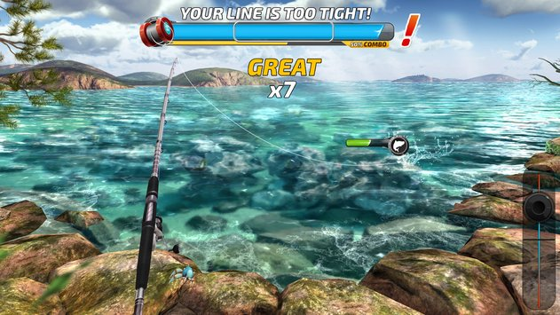 GAMELAND.TOP FISHING CLASH – Coins and Pearls